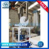 Matériau de Vierge ou machine de pulvérisation en plastique matérielle réutilisée