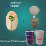 安全なのど水RTV-2液体のシリコーンゴムは明確な樹脂を取り替える