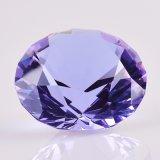 Diamante de cristal Coloridas artesanías para la decoración de boda