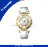 Polshorloge van de Diamant van de Charme van het Water van Elegence van de Horloges van het Embleem van de douane het Bestand
