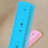 Гребни бритвы триммера отрезока волос пластичного салона гребней триммера волос безопасные
