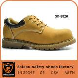 Chaussures de travail imperméables à l'eau et durables avec la crevaison Outsole résistant