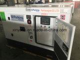 генератор 220kVA с генератором двигателя Perkin s молчком тепловозным для домашней пользы