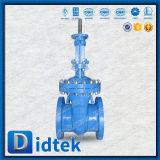 Valvola a saracinesca aumentante di Wcb dell'asse di rotazione di Didtek API6d/Ce per la raffineria