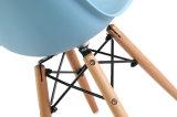 의자를 식사하는 파랑 뒤 플라스틱 Emes