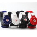 Deportes soporte plegable unos auriculares inalámbricos Bluetooth FM/TF tarjeta manos libres para teléfono