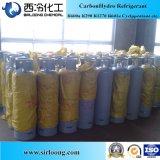 Pureza do Isobutane C4h10 99.9% R600A Refrigerant