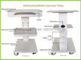 Zahnmedizinische Hilfsmittel-Laufkatze-Karre der zahnmedizinischen Laborgeräten-Möbel