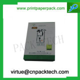 Коробка Phaemaceutical изготовленный на заказ печатание упаковывая бумажная с логосом