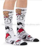 Милое Snoopy популярное для носка экипажа детей