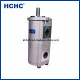 Fournisseur chinois Cbqlah de pompe à engrenages hydraulique double pour la vente