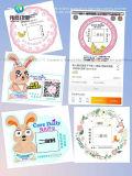 中国の工場リーフレットの印刷サービスA4のフライヤ