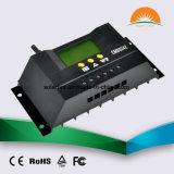 regolatore solare automatico dell'affissione a cristalli liquidi di 30A 12V24V con il modo corrente