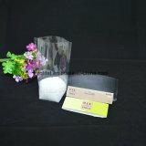 Comida de plástico OPP transparente Embalagem para um conjunto com o coletor de papel