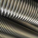 고압 물결 모양 유연한 금속 호스