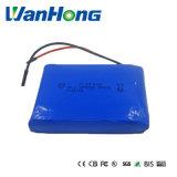 706845 bateria do Li-Polímero de 7.4V 5000mAh para o diodo emissor de luz