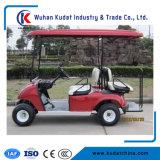 4 Ce passager a approuvé la chasse électrique Chariot de golf