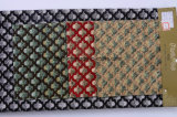 Tessuto del sofà di Gemotrical del Chenille di disegno del turco