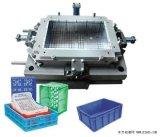 Lavorazione con utensili di plastica dello stampaggio ad iniezione della cassa della frutta