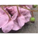 Flores de novia boda flor decoración híbridos de orquídeas falsos