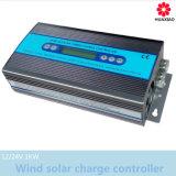 12V 24V 48Vの風発電機の料金のコントローラの太陽ハイブリッド料金のコントローラ