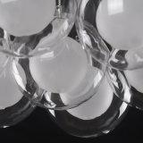 Lampada d'attaccatura L131056-H17 di vetro della radura di disegno dell'aerostato