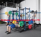 dumbbell professionale, piatto del peso di concentrazione del martello, barra diritta tubolare (HB-011)