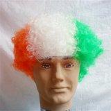 Capelli bei della celebrità, parrucca di vendita calda dei tifosi della tazza di mondo dei capelli cinesi