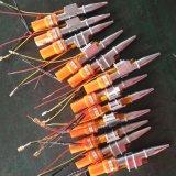 Silikon-zerteilt heiße Kleber-Gewehr mini heiße Kleber-Gewehr der Schmelze80w