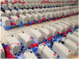 Gel de polímero ativo bateria solar para carregar