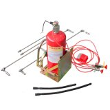 Pri-Safety Indirectly Automatic Fire Suppression System for Yacht and Boat