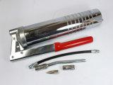 Ingrassatore a siringa della mano di uso del doppio di alta qualità 400g