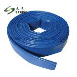 De plástico flexível de alta pressão/PVC Layflat a mangueira de água para irrigação de Jardim