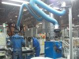 Collettore di polveri del fumo di saldatura con il braccio flessibile dell'estrazione del vapore