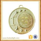 Medallas insignia de la marca de aluminio Custom