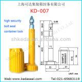 Прокладка болта крепления уплотнителя транспортировочного контейнера с высоким уровнем безопасности Китая производителя (КД-007)