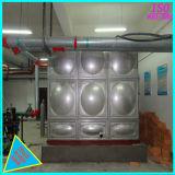 En acier inoxydable de qualité Super ss de l'eau du réservoir de stockage avec la norme ISO