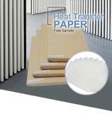 Papel para transferência de calor do jato de laser para tecido luz escura