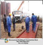 Ligne d'équipement industriel de poudre de gypse
