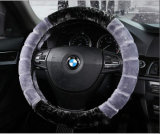 De fantastische Dekking van het Stuurwiel van de Auto van de Warmte van de Winter van de Schapehuid