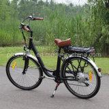 E-Bici trasera sin cepillo de la batería de litio del motor 250W