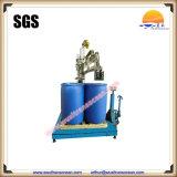 Tipo de peso automático máquina de enchimento fluida da cuba