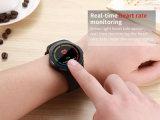 El nuevo reloj elegante embroma el reloj del perseguidor con el sistema de seguimiento de seguimiento en tiempo real del GPS
