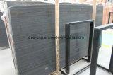 Het zwarte Marmeren Zwarte Houten Marmer van de Ader Serpeggiante voor Tiles&Slabs