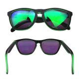 2017 Moda Handmade Antirreflejos gafas de sol lentes de espejo