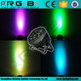 Het goedkopere RGB Binnen LEIDENE 18*1W PARI kan aansteken
