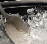 Faible bruit Food-Grade PE revêtement intérieur de la glace cube Pop Maker Machine