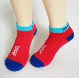 Transpirable al aire libre Deporte calcetines calcetines de deporte de logotipo personalizado