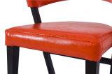 Cadeira confortável do restaurante do café de Hotesale com coxim