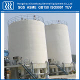 5-100 m3 El CO2 líquido Industrial tanque de almacenamiento de nitrógeno oxígeno